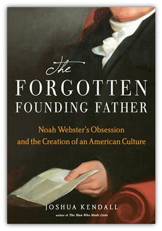The Forgotten Founding Father - Book Cover